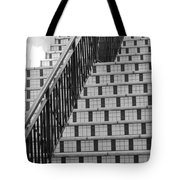 City Stairs II Tote Bag