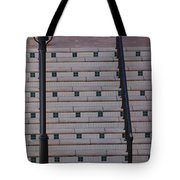 City Stairs Tote Bag