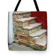 City Steps Tote Bag