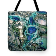 City Strollin Tote Bag