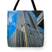 City Tower Tote Bag