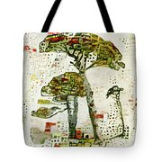 City Trees Tote Bag