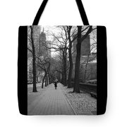 City Walk Tote Bag