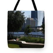 City Way Tote Bag