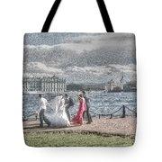 city Weddings Tote Bag