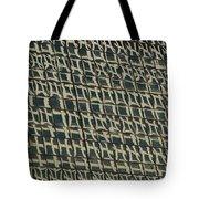 City Windows Abstract Tote Bag