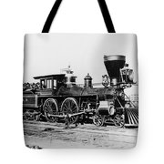 Civil War: Andrews Raid Tote Bag