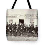 Civil War: Band, 1865 Tote Bag