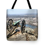 Civil War Cannon Tote Bag