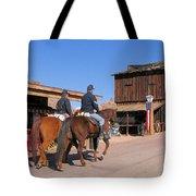 Civil War Cavalry Tote Bag