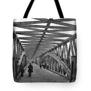 Civil War - Chain Bridge Tote Bag