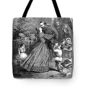 Civil War: Christmas Tote Bag