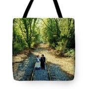 Civil War Couple Tote Bag