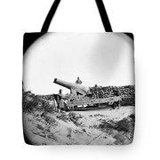 Civil War: Fort Fisher, 1865 Tote Bag