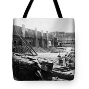 Civil War: Fort Sumter Tote Bag
