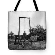 Civil War: Hanging, 1864 Tote Bag