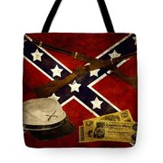Civil War Memories Tote Bag
