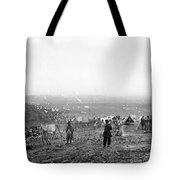 Civil War: Nashville, 1864 Tote Bag