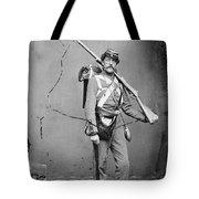 Civil War: Union Soldier Tote Bag