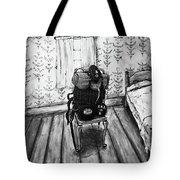 Rhode Island Civil War, Vacant Chair Tote Bag