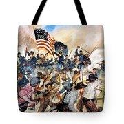 Civil War: Vicksburg, 1863 Tote Bag