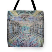 Claiming Of The Soul Tote Bag