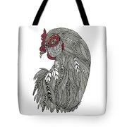 Claire  Tote Bag by Barbara McConoughey