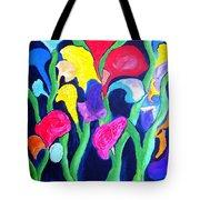 Clamflower Iv Tote Bag