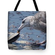 Clams For Brunch Tote Bag