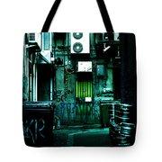 Clandestine Tote Bag by Andrew Paranavitana