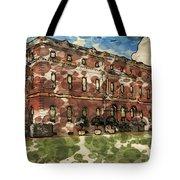 Clandon House Tote Bag