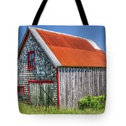 Clapboard House Tote Bag