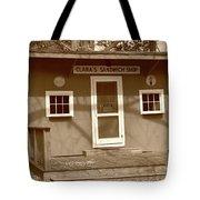 Clara's Sandwich Shop Tote Bag