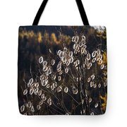Claree Valley In Autumn - 10 - French Alps Tote Bag