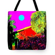 Clarendon Street Tote Bag by Eikoni Images