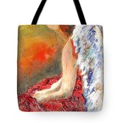 Clarity Of Thought Tote Bag