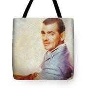 Clark Gable, Actor Tote Bag
