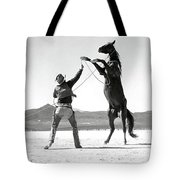 Clark Gable, The Misfits Tote Bag