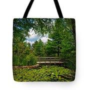 Clark Gardens Botanical Park Tote Bag