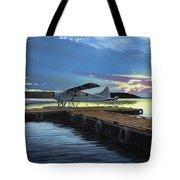 Clark's Air Service Tote Bag