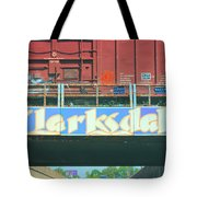 Clarksdale Overpass Tote Bag