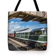 Class 31 Diesel 1 Tote Bag