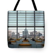 Class In The City Tote Bag