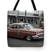Classic 1950's Chevy Tote Bag
