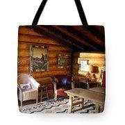 Classic Adirondack Tote Bag
