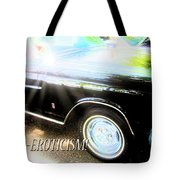 Classic Automobile, Auto Eroticism Tote Bag