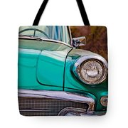 Classic Buick Tote Bag by Mamie Thornbrue