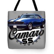 Classic Camaro Tote Bag