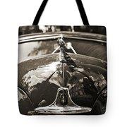 Classic Car Detail - Dodge 1948 Tote Bag