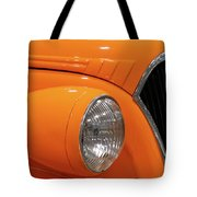 Classic Car Details Tote Bag